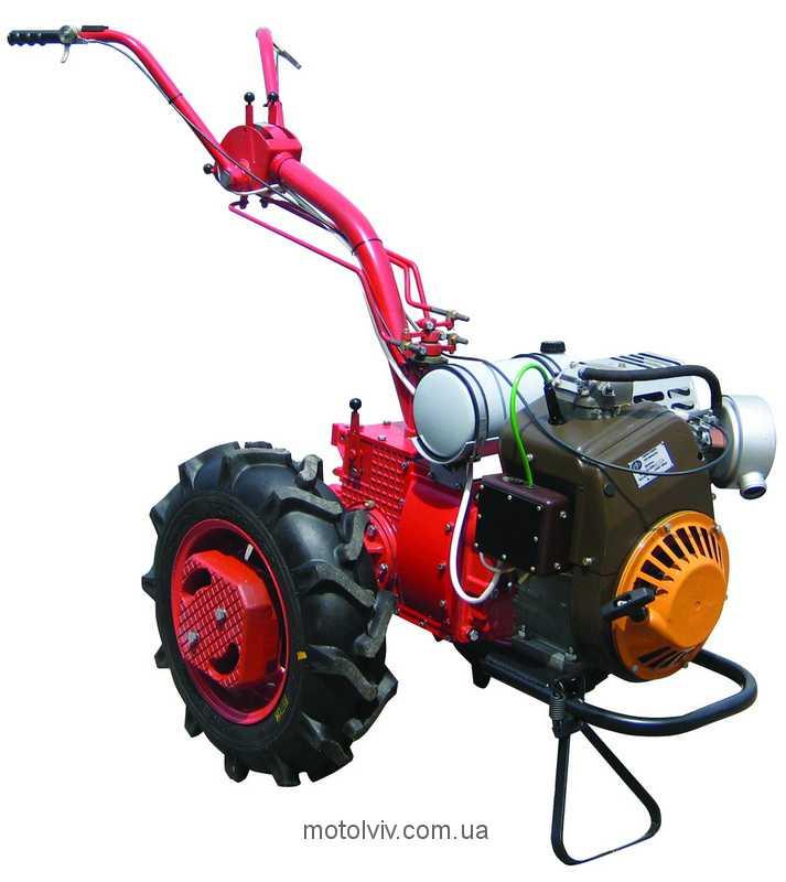Мотоблок бензиновий Мотор Січ МБ-4,05