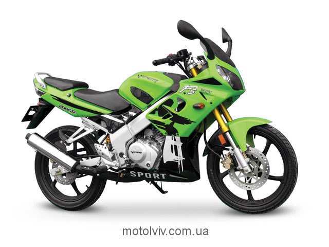 VIPER 200 см3 F5