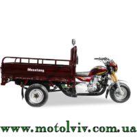 Трицикл грузовой мотоцикл,муравей Musstang MT150-4V