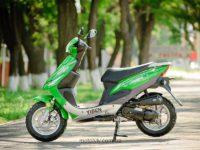 мотоцикл Yiben-YB50QT-3
