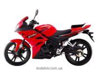 мотоцикл ZS200-10