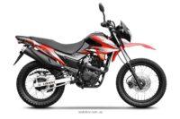Мотоцикл Loncin LX150GY-6.