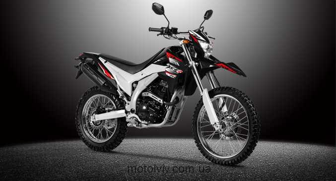Мотоцикл ендуро LONCIN LX250GY-3 motolviv.com.ua