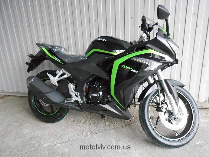 Мотоцикл Loncin LX250GS-2A GP250 Львів.