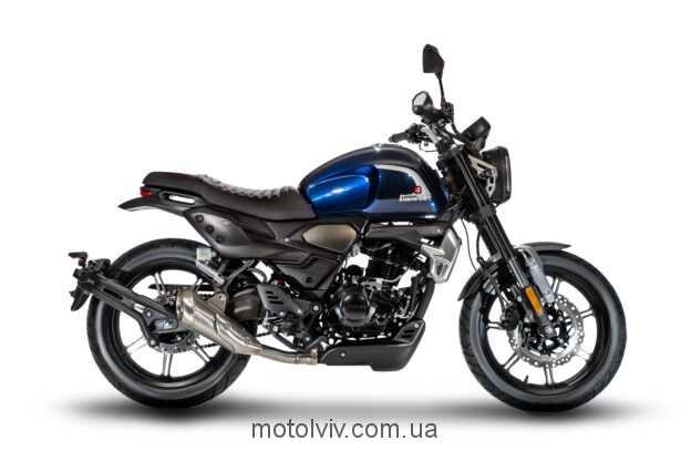 Мотоцикл LONCIN LX250-12C AC4 купити у Львові.