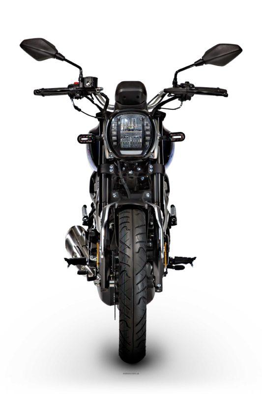 Продаж мотоцикла LONCIN LX250-12C AC4 у Львові.